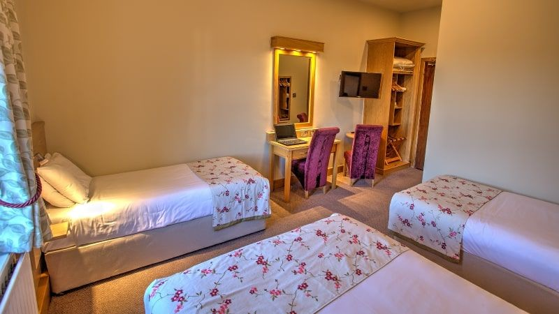 Family Room Lucan Spa Hotel 3