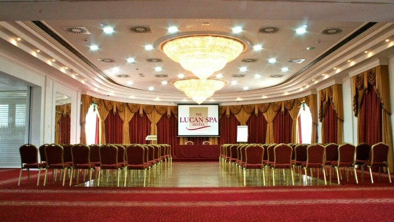 Lucan Spa Hotel Conference Inside Gallery 2
