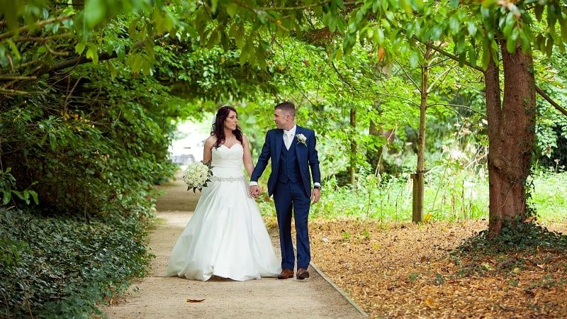 Lucan Spa Hotel Wedding Inside Gallery 4