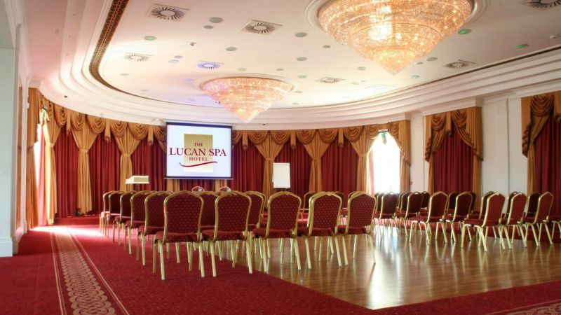 Lucan Spa Hotel Conference Banner 1