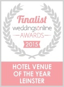 hotel venue of the year leinster20151
