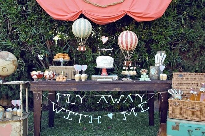 wedding balloons lucan spa hotel 10