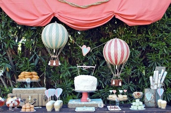 wedding balloons lucan spa hotel 11