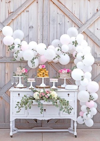 wedding balloons lucan spa hotel 12