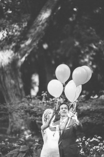 wedding balloons lucan spa hotel 13