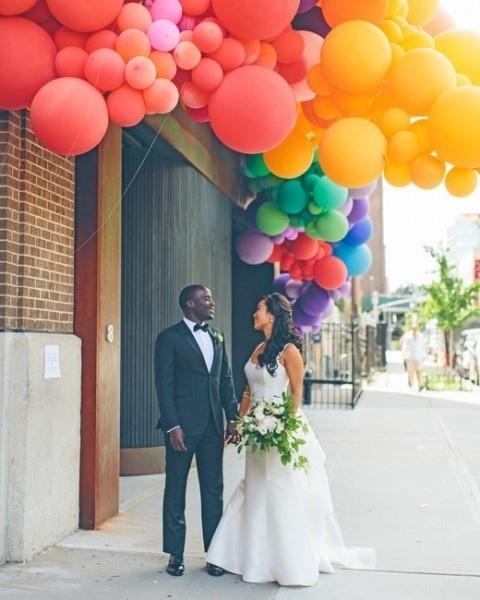 wedding balloons lucan spa hotel 5