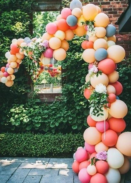 wedding balloons lucan spa hotel 6