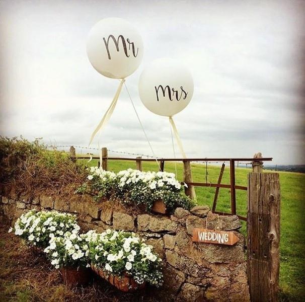 wedding balloons lucan spa hotel 8