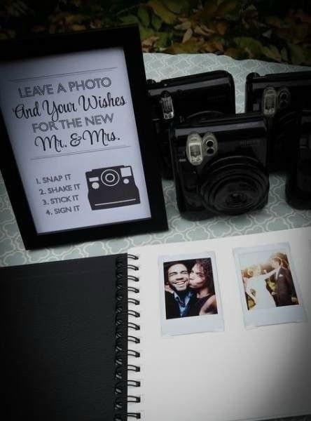 Wedding Guest Book Alternative